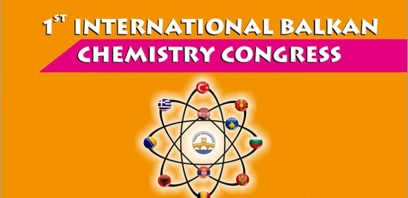 1 INTERNATIONAL BALKAN CHEMISTRY CONGRESS – IBCC 2018