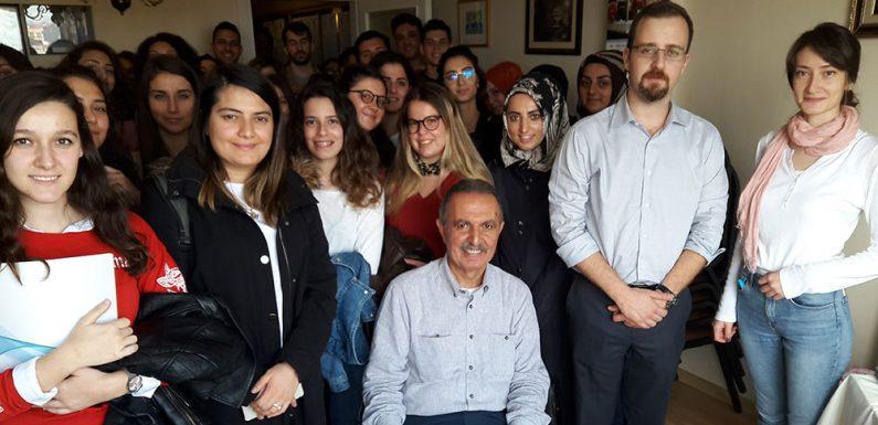 """BİLİMSEL ARAŞTIRMA VE POLİMER KİMYASI"""" KONULU SERTİFİKALI TOPLANTI"""