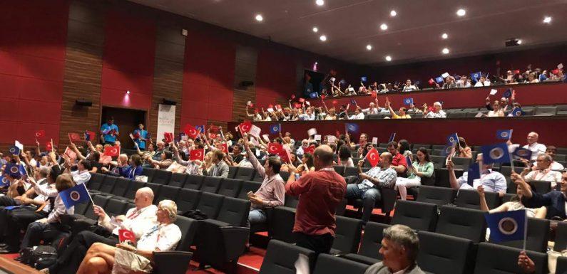 XX.EUROANALYSIS 2019 KONGRESİ 01-05 EYLÜL TARİHLERİNDE İSTANBUL'DA YAPILDI