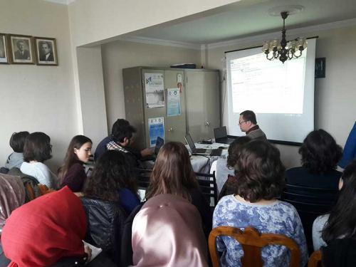 ZOTERO Kaynakça Yönetim Programı Eğitimi
