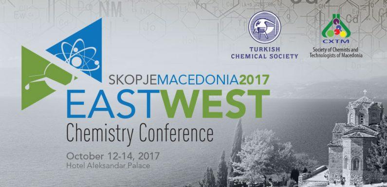 INTERNATIONAL EASTWEST CHEMISTRY CONFERENCE 2017 (EWCC 2017)