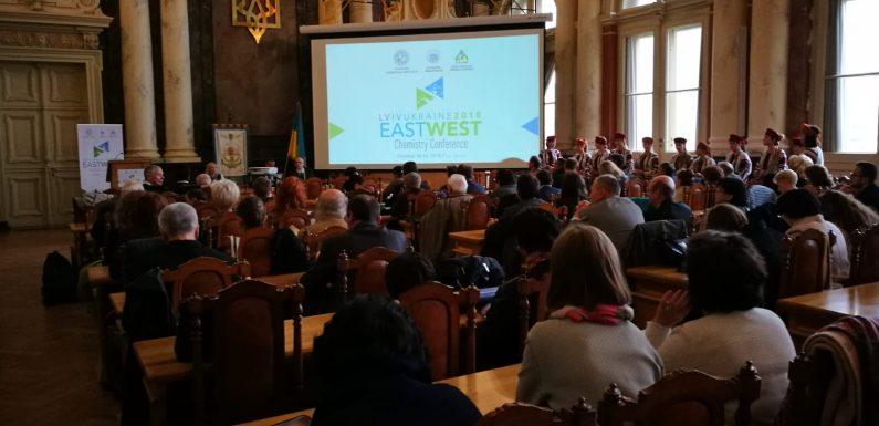 EASTWEST CHEMISTRY CONFERENCE 2018, UKRAYNA'NIN LVİV KENTİNDE YAPILDI