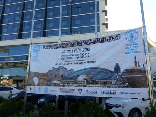 9. Ulusal Analitik Kimya Kongresi
