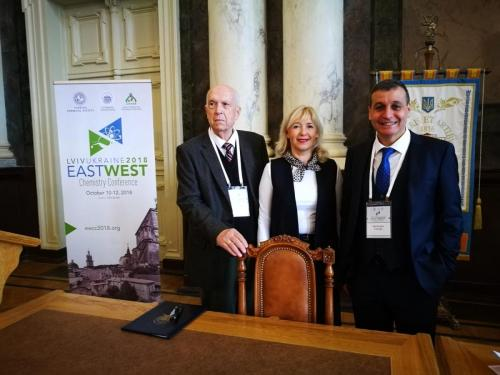 EASTWEST CHEMISTRY CONFERENCE 2018
